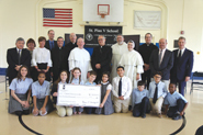 Providence College to donate $100,000 to local Catholic schools in honor of centennial year