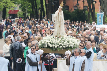 Celebrating Our Lady of Fatima in the Diocese of Providence