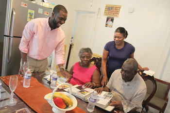 Faith journey which began in Haiti leads to priesthood for Deacon Jean Joseph Brice