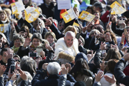 Pope: Get a spiritual EKG to make sure heart pulsates with Holy Spirit
