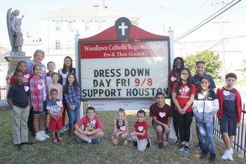 R.I. Catholic Schools raise thousands to help those affected by hurricane