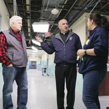 Warwick community steps forward to help St. Kevin School in time of need