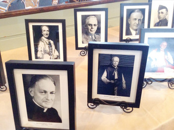Several prominent Catholics among those inducted into R.I. Heritage Hall of Fame