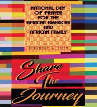 Sun., Feb. 4: National Day of Prayer for the African American Family
