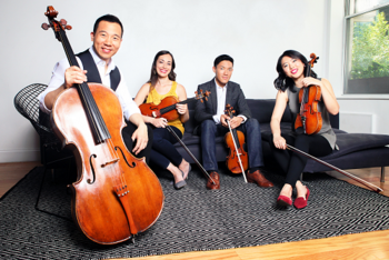 Parker Quartet in Concert at McVinney