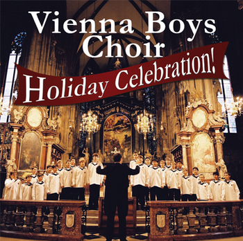 Vienna Boys Choir Holiday Celebration at McVinney!