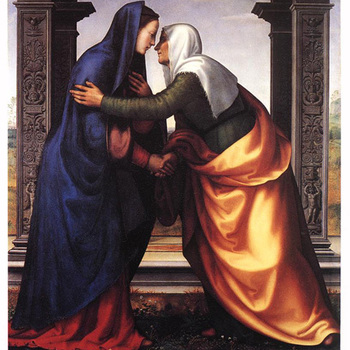 05.31 The Feast of the Visitation of the Blessed Virgin Mary