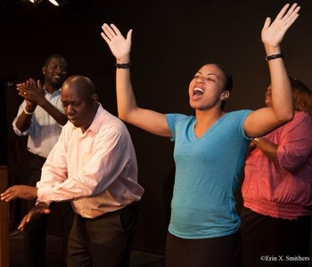 "Mixed Magic Theater's ""Revival Day"" Gospel Fest at McVinney"