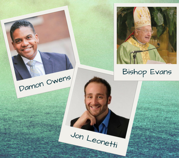 TOMORROW! 'Get renewed in Christ' at upcoming diocesan Men's Conference