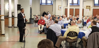 Men's conference provides enriching opportunity for growth in faith