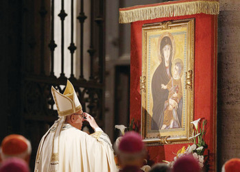 Celebrate the feast of Mary, Mother of the Church in the Diocese of Providence