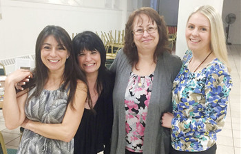 Local Catholic moms find support, friendship in monthly meetings
