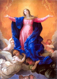August 15 The Assumption of the Blessed Virgin Mary