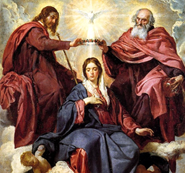 August 22 Memorial of the Queenship of the Blessed Virgin Mary