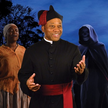 THIS SUNDAY! - Tolton: From Slave to Priest, a one-man stage play