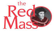 Annual Red Mass for State's Legal Community