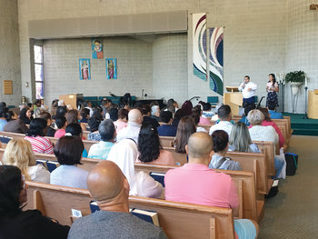 Hundreds throughout New England come together in faith at Hispanic Family Pilgrimage