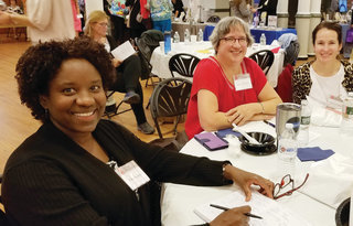 Catholic women called to transform the world at conference