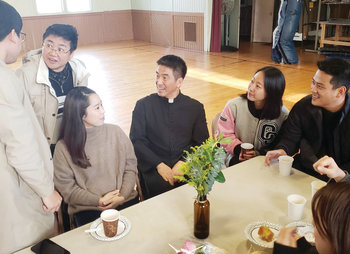 Priests from the homeland enhance worship experience for local Korean Catholics