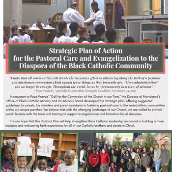 Black Catholic Ministry announces strategic plan for fostering pastoral care