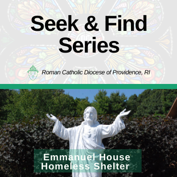 Seek & Find Series: Dottie Perreault - Emmanuel House Homeless Shelter