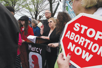 Poll: Nearly 75 percent oppose expansion of abortion
