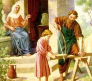 May 1st is the Feast of St. Joseph the Worker