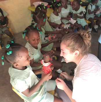 Bay View students find deeper faith through serving others in Haiti