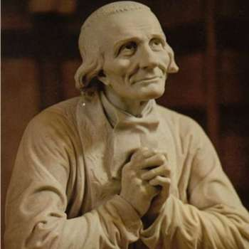 Relic of the Heart of St. Jean Vianney