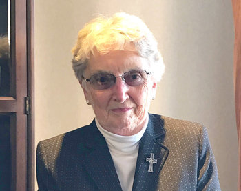 Sr. Carol Anne has been inspiring & challenging students for more than 3 decades