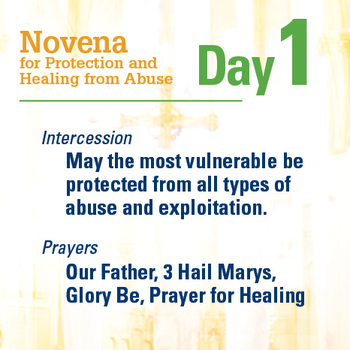 Novena for Protection and Healing