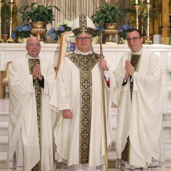 ORDINATION: Devoted to Jesus, His Holy Church, His People