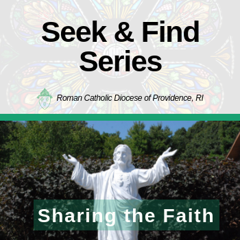 "Seek & Find Series: Billy Burdier speaks about ""Sharing the Faith"""