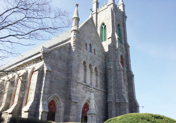 St. Mary's on Broadway to Celebrate 150th Anniversary