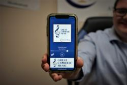 All hymns, all the time: 'Great Catholic Music' makes streaming debut