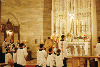 St. Mary's on Broadway Celebrates 150th Anniversary