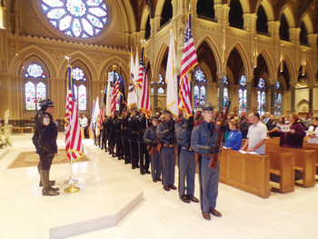 Mass for Public Safety to honor those who serve and protect