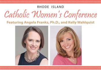 Rhode Island Catholic Women's Conference scheduled for Saturday, Sept. 21