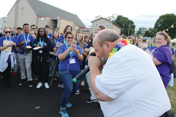 Faith is the 'Anchor' at Diocesan Youth Day