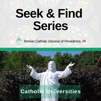 Seek & Find Series: Dr. Michael Wahl, Providence College, on