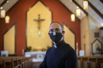 Face masks deemed expression of faith that deepens safety precaution