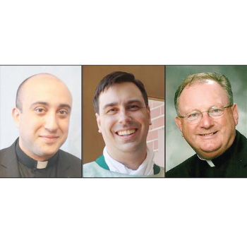Bishop appoints priests to special ministries