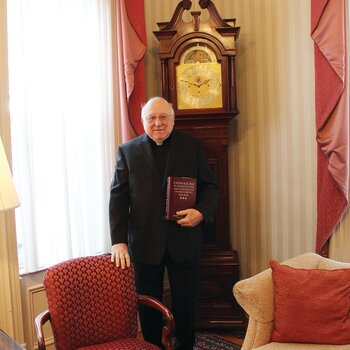 Diocesan archivist releases latest volume in history series
