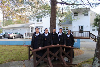 Missionary Sisters, Servants of the Word open their first American novitiate in local convent