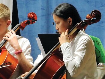 Two Prout School musicians selected for All-State groups