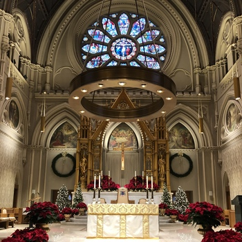 WATCH: Christmas Day Mass from the Cathedral with Bishop Tobin