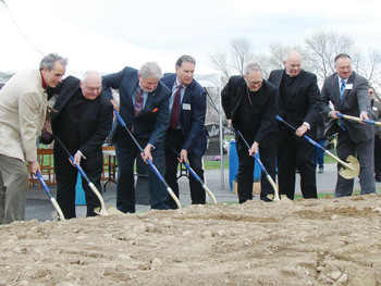 Planned mausoleum will provide Catholic options for cremation and full burials