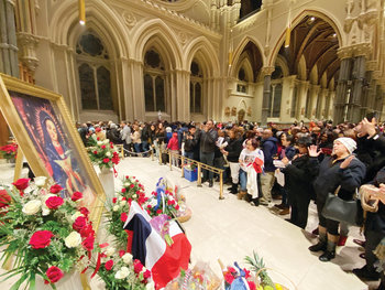 Diocese of Providence celebrates Dominican tradition honoring Virgin of Altagracia