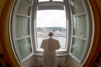 Pope calls for heartfelt compassion for those impacted by COVID-19
