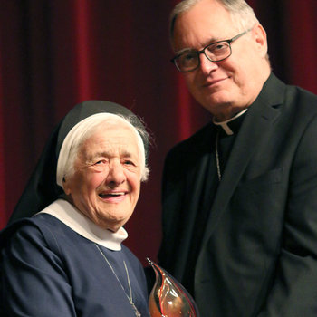 Sister Mary Angelus remembered for her heartfelt smile, dedication to students